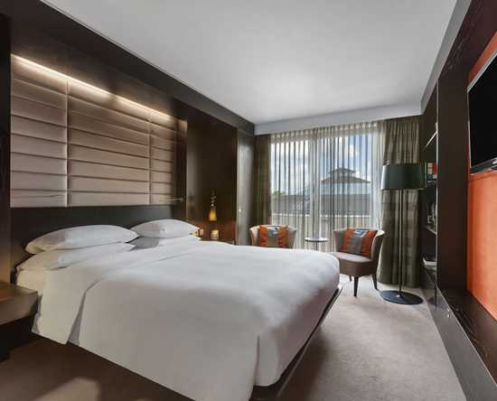 Hilton The Hague, Nederland - Royal suite met toegang tot de lounge